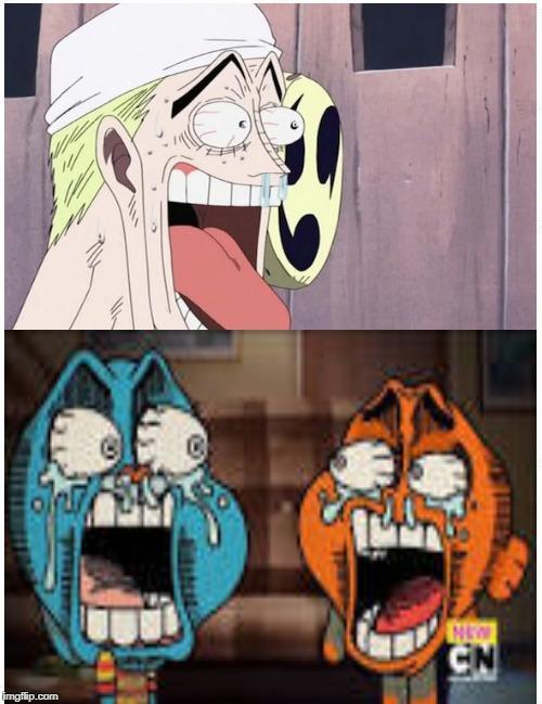 One Piece: Cười sái quai hàm trước loạt meme đầy biểu cảm của Chúa Trời Enel, một sự trở lại không thể mặn hơn - Ảnh 3.