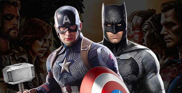 Hoảng hốt trước lịch chiếu bội thực của Marvel và DC, trong 16 tháng các siêu anh hùng phải đi giải cứu thế giới tận 12 lần - Ảnh 3.