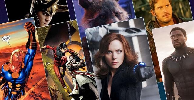 Hoảng hốt trước lịch chiếu bội thực của Marvel và DC, trong 16 tháng các siêu anh hùng phải đi giải cứu thế giới tận 12 lần - Ảnh 4.