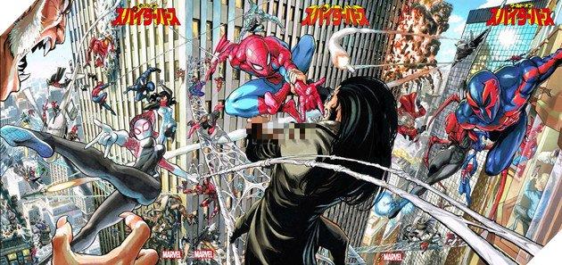 One Punch Man: Bỏ bê sáng tác, cha đẻ bộ truyện chuyển sang vẽ Iron Man, Spider-Man, Naruto, Dragon Ball - Ảnh 3.