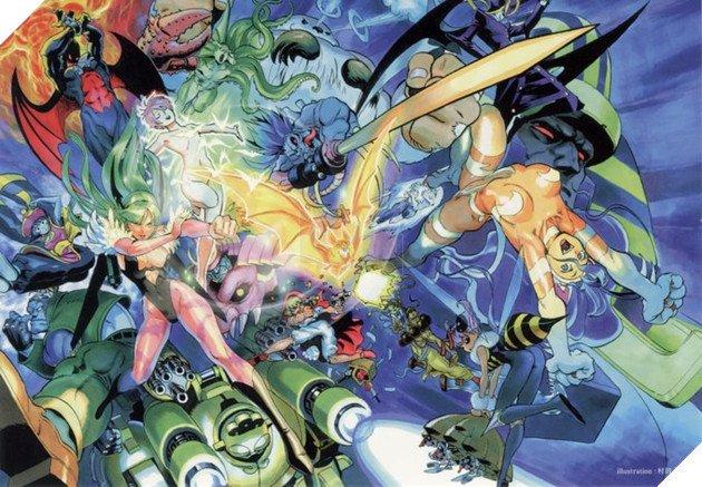One Punch Man: Bỏ bê sáng tác, cha đẻ bộ truyện chuyển sang vẽ Iron Man, Spider-Man, Naruto, Dragon Ball - Ảnh 10.