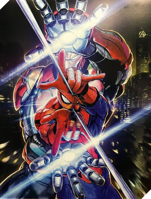 One Punch Man: Bỏ bê sáng tác, cha đẻ bộ truyện chuyển sang vẽ Iron Man, Spider-Man, Naruto, Dragon Ball - Ảnh 2.