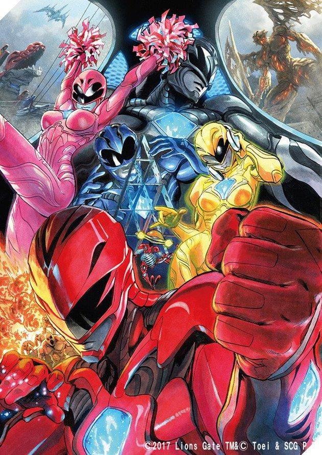 One Punch Man: Bỏ bê sáng tác, cha đẻ bộ truyện chuyển sang vẽ Iron Man, Spider-Man, Naruto, Dragon Ball - Ảnh 5.