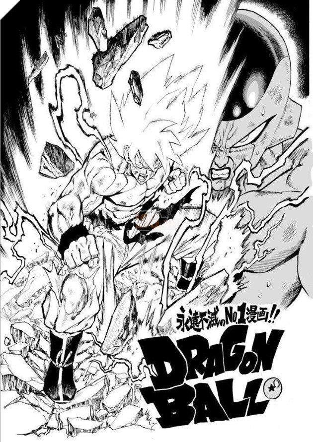 One Punch Man: Bỏ bê sáng tác, cha đẻ bộ truyện chuyển sang vẽ Iron Man, Spider-Man, Naruto, Dragon Ball - Ảnh 7.
