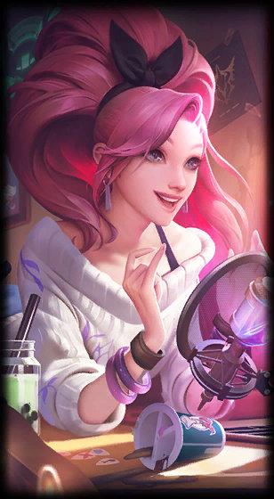 LMHT: Chiêm ngưỡng tạo hình chi tiết và bộ kỹ năng của Seraphine - Vị tướng sinh ra chỉ để... bán skin - Ảnh 6.