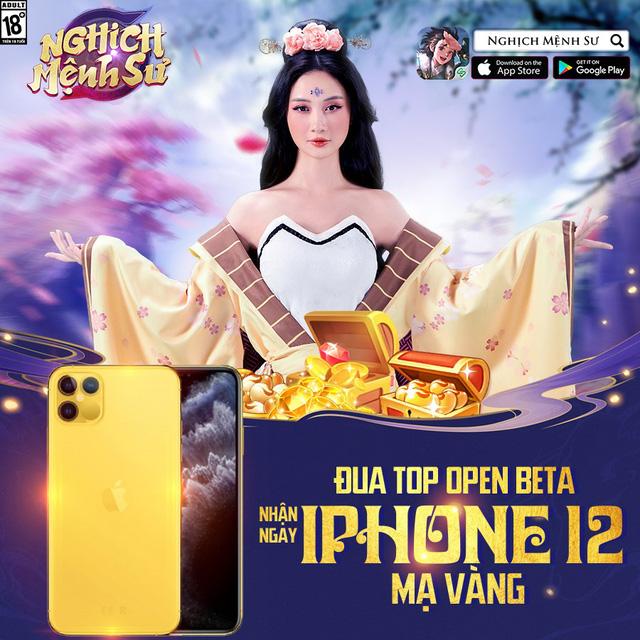iPhone 12 mạ vàng - Phiên bản đặc biệt có CỦ SẠC sẽ về tay 1 trong 3 siêu Vip này, đầu tiên và duy nhất tại Việt Nam! - Ảnh 2.
