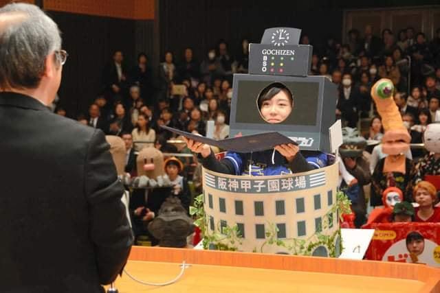 Sinh viên Nhật Bản đi nhận bằng tốt nghiệp: Không cosplay hài hước , đừng mong ra trường! - Ảnh 8.