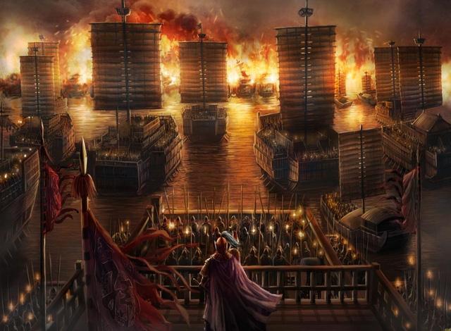 Tào Tháo đại bại trong trận chiến Xích Bích, tội đầu không thể không tính cho vị quân sư này! - Ảnh 1.