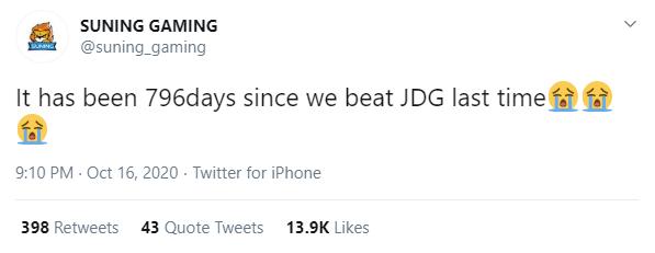 Trên thế giới chỉ có 574 game thủ tin vào việc SofM và đồng đội đánh bại JD Gaming - Ảnh 3.