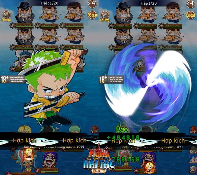 Quá cưng chiều các fan One Piece, Mộng Hải Tặc Mobile tặng FREE tướng đỏ Monkey D. Luffy, đếm ngược 12h trước ra mắt! - Ảnh 3.