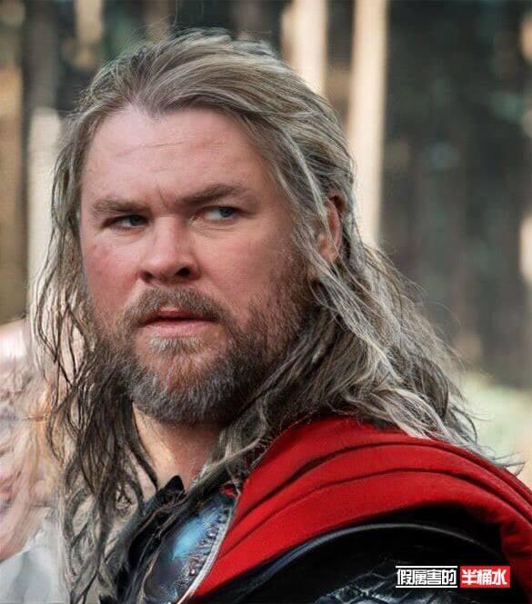 Hoảng hốt khi thấy dàn siêu anh hùng Marvel về già trở nên béo ú, nọng cằm rõ ràng - Ảnh 3.