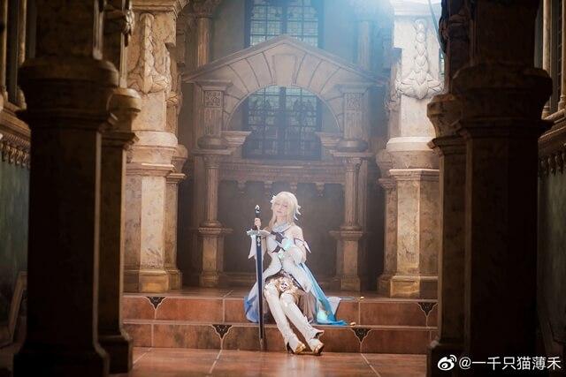 Nóng bỏng tay với bộ ảnh cosplay Lumine trong Genshin Impact - Game thế giới mở hot nhất hiện nay - Ảnh 17.