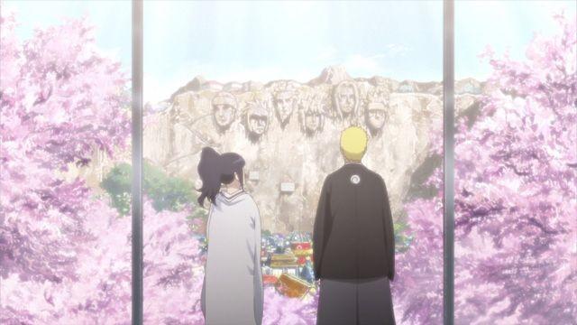 10 khoảnh khắc lãng mạn và hạnh phúc của vợ chồng Hokage đệ thất trong series Naruto và Boruto - Ảnh 8.