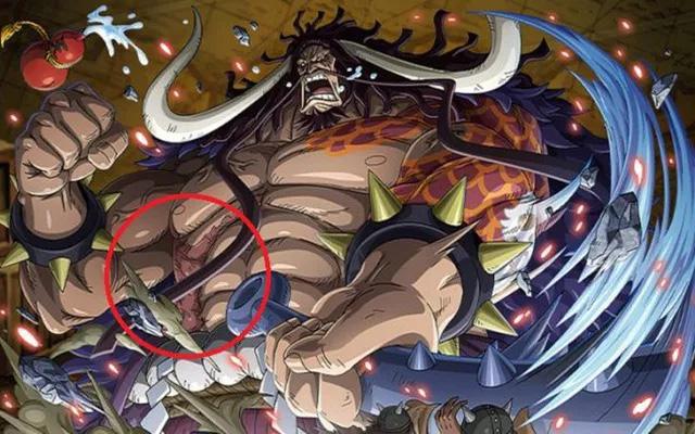 Spoiler One Piece chap 993: O-Kiku bị chặt một tay, Kaido vẫn không hề hấn gì sau liên kích của nhóm Cửu Hồng Bao - Ảnh 3.
