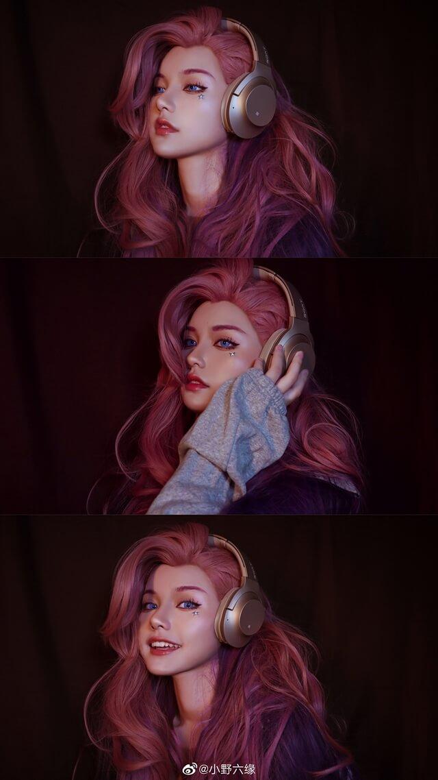 Quên hết đi, đây mới là phiên bản Seraphine ngốn Ba Bích nhất hiện nay, đẹp như tranh vẽ - Ảnh 3.