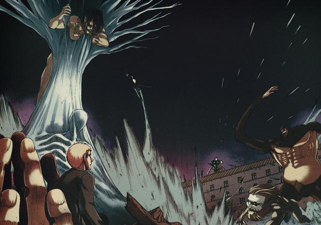 Giả thuyết điên rồ cho cái kết của Attack on Titan (phần 2) - Ảnh 4.