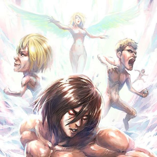 Giả thuyết điên rồ cho cái kết của Attack on Titan (phần 2) - Ảnh 5.
