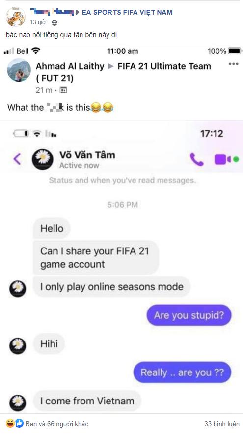 Một người chơi Việt bị diễn đàn game thủ nước ngoài lôi ra lên án khiến CĐM nước nhà cảm thấy xấu hổ - Ảnh 1.
