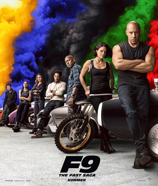 SỐC: Loạt phim Fast & Furious chính thức bị khai tử sau 20 năm đánh võng lạng lách? - Ảnh 2.