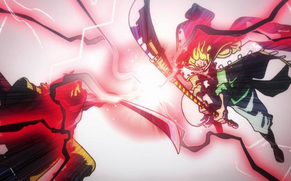 One Piece: 5 sức mạnh mà Luffy nhận được sau khi học Ryou - thứ có thể phá tan lớp vảy Rồng của Kaido - Ảnh 4.