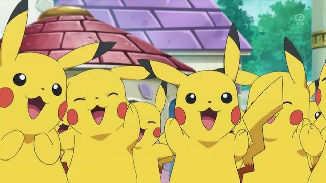 Pikachu đã trở thành biểu tượng lớn nhất của Pokémon như thế nào? - Ảnh 1.
