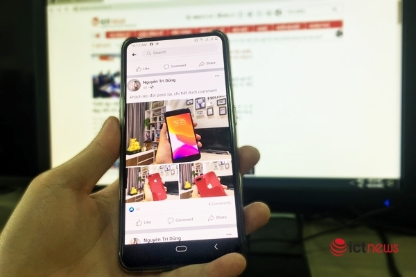 Vì sao người Việt bị cấm đăng bài bán hàng lên Facebook? - Ảnh 2.