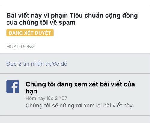 Vì sao người Việt bị cấm đăng bài bán hàng lên Facebook? - Ảnh 3.