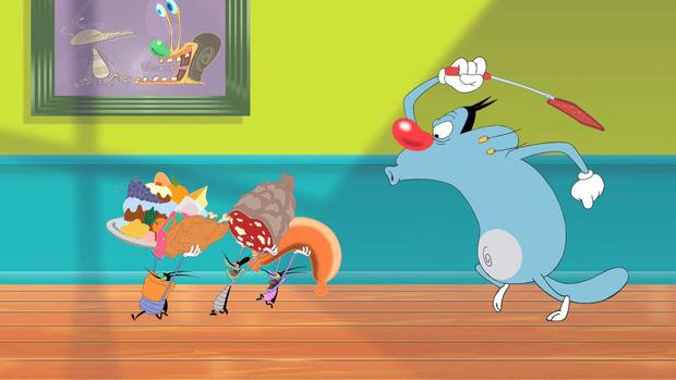 Những cặp kẻ thù không đội trời chung trong thế giới phim hoạt hình: Tom - Jerry không phải là số 1! - Ảnh 11.