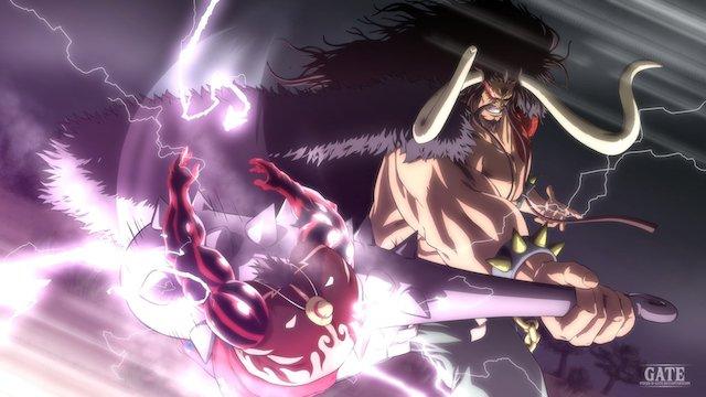 One Piece: Phải chăng đã đến lúc Cửu Hồng Bao tất tay với Kaido, mở đường cho Luffy thể hiện? - Ảnh 2.