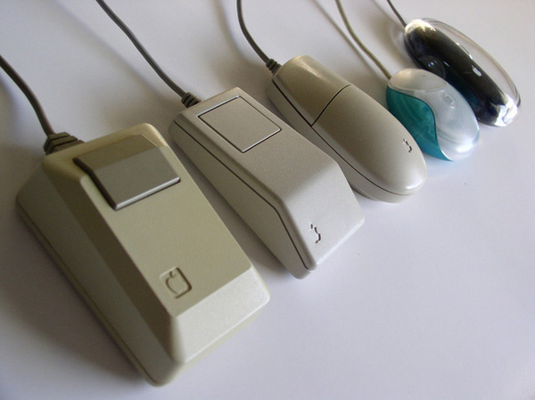 Tại sao chuột máy tính lại được gọi là...chuột? - Ảnh 3.