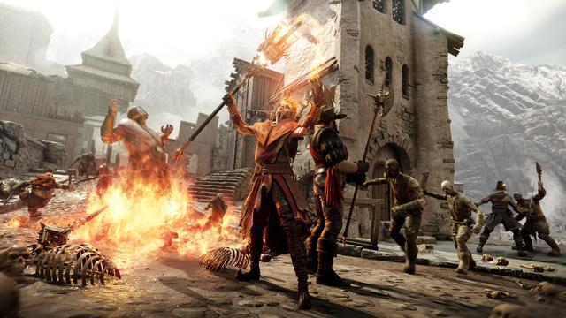 Game co-op chặt chém Warhammer: Vermintide 2 đang miễn phí trên Steam - Ảnh 2.