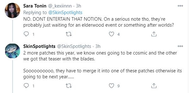 Riot khiến cộng đồng thất vọng dù update loạt skin mới - Có khi họ hủy trang phục Ornn Thần Rừng rồi - Ảnh 4.