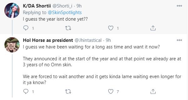 Riot khiến cộng đồng thất vọng dù update loạt skin mới - Có khi họ hủy trang phục Ornn Thần Rừng rồi - Ảnh 7.