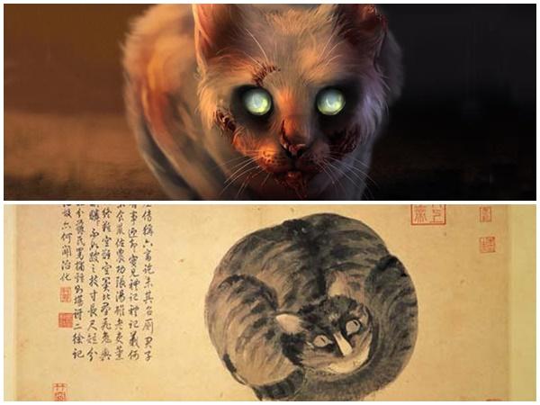 Bùa Miêu Quỷ: Thuật luyện bùa yểm bằng mèo của hoàng hậu thời xưa, được ví von là Kumanthong cổ đại - Ảnh 4.