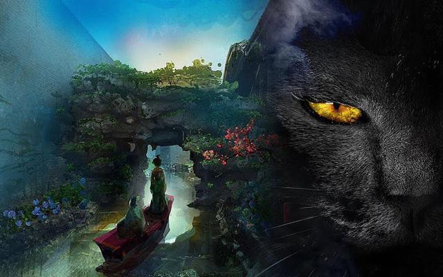 Bùa Miêu Quỷ: Thuật luyện bùa yểm bằng mèo của hoàng hậu thời xưa, được ví von là Kumanthong cổ đại - Ảnh 1.