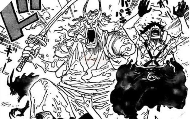One Piece: Món vũ khí đáng sợ khiến X Drake cũng phải xanh mặt của Queen đã được kích hoạt - Ảnh 3.