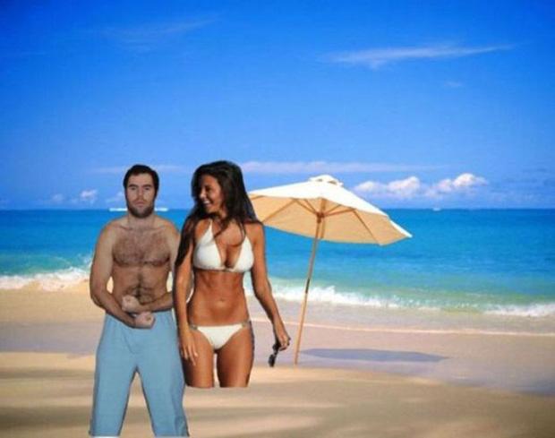 Những pha sống ảo nhờ photoshop khiến ai xem cũng phải chết sặc vì quá buồn cười - Ảnh 9.