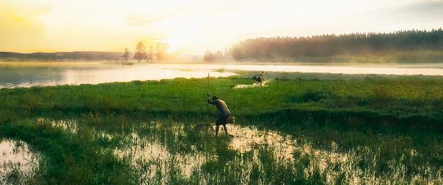Cậu Vàng hé lộ những hình ảnh đầu tiên đậm chất miền quê Bắc Bộ - Ảnh 2.