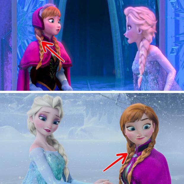 5 chi tiết siêu nhỏ nhưng ẩn giấu nhiều ý nghĩa trong các bộ phim của Disney: Tinh tế là đây chứ đâu - Ảnh 1.