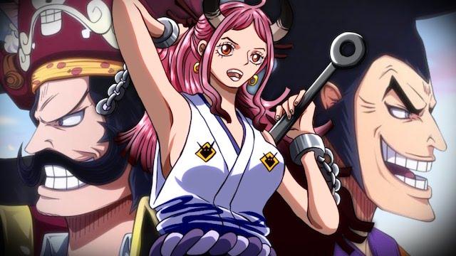 One Piece: Trong những chap tới, năng lực trái ác quỷ hệ Zoan của con gái Kaido sẽ được thể hiện? - Ảnh 1.