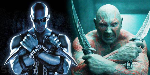 Là hình mẫu gốc của Drax nhưng sau tất cả Vin Diesel lại đi lồng tiếng cho cái cây, kiếm thù lao nghìn tỷ - Ảnh 2.