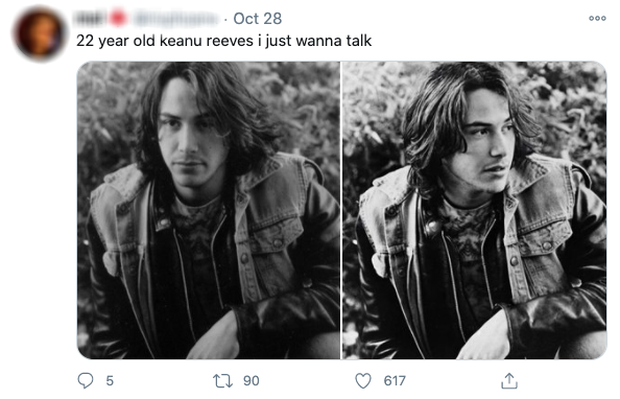 Hé lộ hình ảnh mới của Ma Trận 4, Sát thủ Keanu Reeves xuống tóc đầu trọc lốc khiến fan hốt hoảng - Ảnh 2.