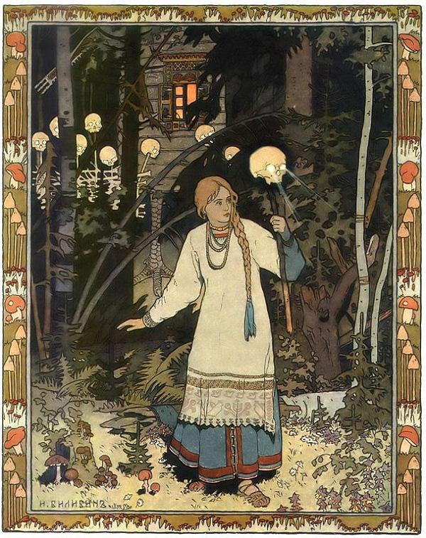 Baba Yaga – Truyền thuyết về phù thủy ăn thịt trẻ con của người Nga - Ảnh 5.