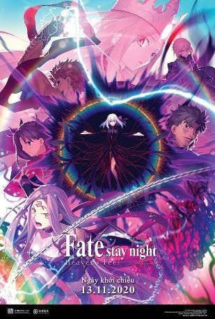 Anime Fate/Stay Night chính thức trở lại màn ảnh rộng, cuộc chiến Chén Thánh dần đi đến hồi kết - Ảnh 1.
