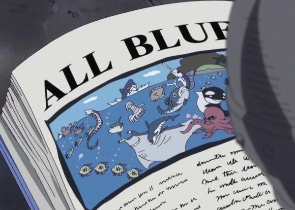 5 địa điểm huyền thoại trong One Piece Luffy chưa có cơ hội ghé thăm - Ảnh 2.