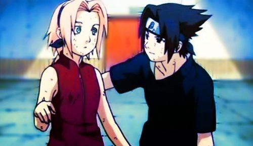 10 khoảnh khắc tuyệt vời của cặp đôi Sasuke - Sakura trong series Naruto và Boruto - Ảnh 1.