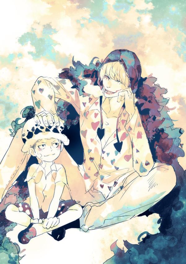 One Piece: Vì 7 điều này mà Bác Sĩ Tử Thần Trafalgar D. Law được nhiều người yêu thích? - Ảnh 6.