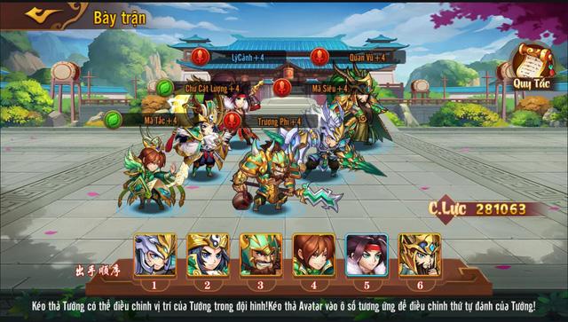 Trải nghiệm Võ Thần Tam Quốc - Tài dụng binh trong thế giới game chiến thuật - Ảnh 5.