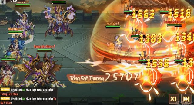 Trải nghiệm Võ Thần Tam Quốc - Tài dụng binh trong thế giới game chiến thuật - Ảnh 3.