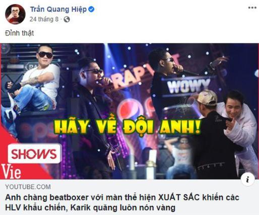 Các tuyển thủ Team Flash vừa đánh giải vừa bàn Rap Việt, lý do bỏ trụ, đánh người là đây? - Ảnh 4.